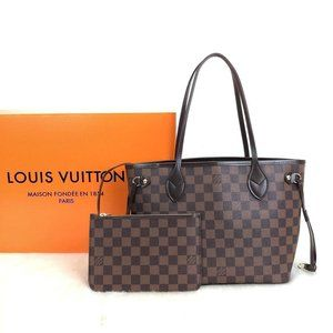 Louis Vuitton Neverfull Pm 29x22x13cm  Brand New